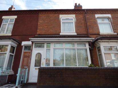 3 Bedrooms Terraced House for sale in Malmesbury Road, Small Heath, Birmingham, West Midlands