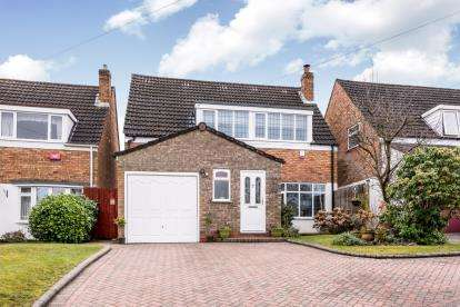 4 Bedrooms Detached House for sale in Foley Road West, Streetly, Sutton Coldfield, West Midlands