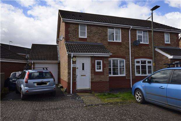 3 Bedrooms Semi Detached House for rent in Dukes Way, TEWKESBURY, Gloucestershire, GL20