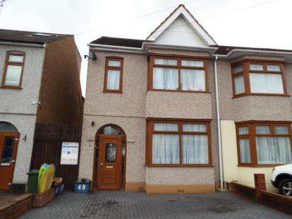 3 Bedrooms End Of Terrace House for sale in Hainault, Essex