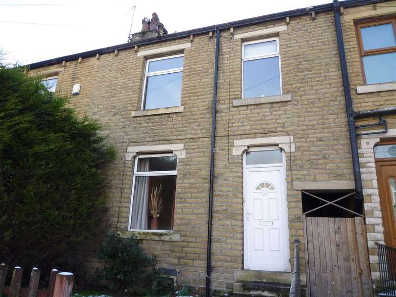 3 Bedrooms Terraced House for sale in Armitage Road, Milnsbridge, Huddersfield