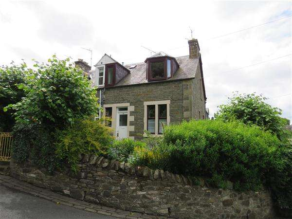 2 Bedrooms Terraced House for sale in Forest Road, Selkirk
