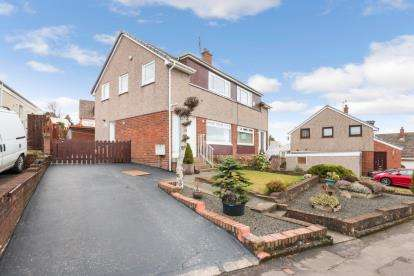 3 Bedrooms Semi Detached House for sale in Shavin Brae, Ayr