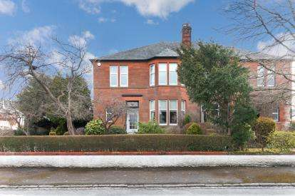 4 Bedrooms Semi Detached House for sale in Norwood Drive, Lower Whitecraigs
