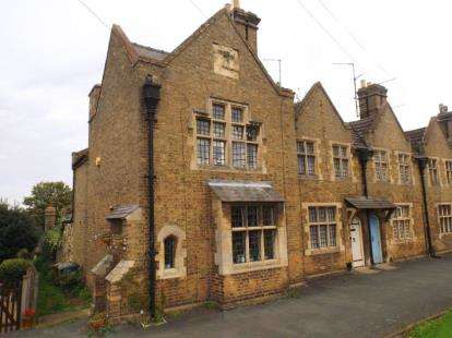 2 Bedrooms End Of Terrace House for sale in Wisbech Road, Thorney, Peterborough, Cambridgeshire