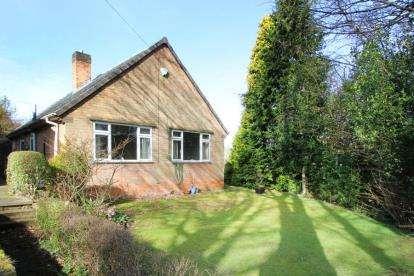 3 Bedrooms Bungalow for sale in Longedge Lane, Wingerworth, Chesterfield, Derbyshire