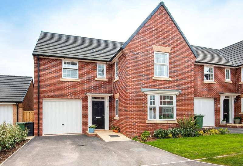 4 Bedrooms Detached House for sale in Rougemont Park, Exeter, Devon