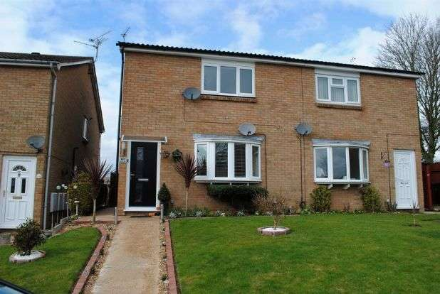 1 Bedroom Flat for sale in Obelisk Rise, Kingsthorpe, Northampton NN2 8UF