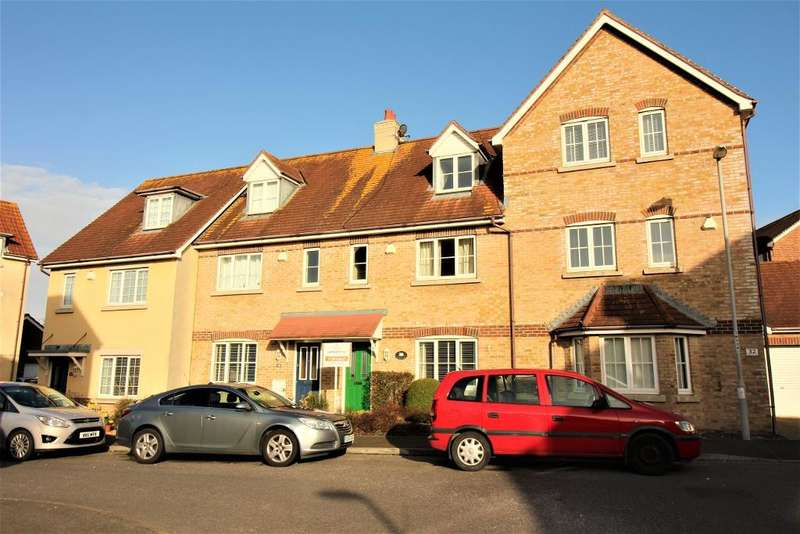 3 Bedrooms Town House for sale in Wedgwood Road, Weymouth, Dorset, DT4 0GB