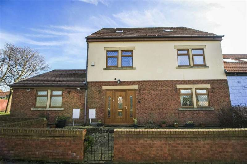 4 Bedrooms Semi Detached House for sale in River View, Tynemouth, Tyne And Wear