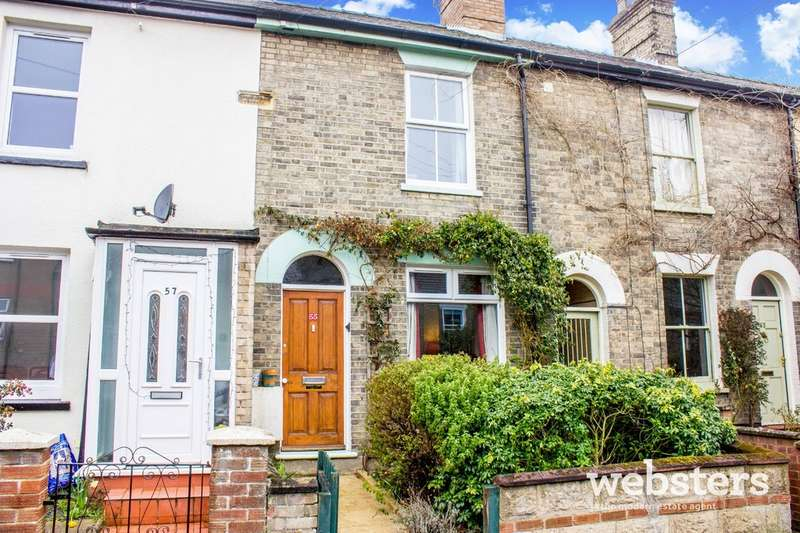 2 Bedrooms Terraced House for sale in Havelock Road, Norwich NR2