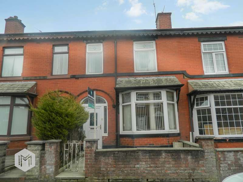 3 Bedrooms Terraced House for sale in Prescot Close, Bury, BL9