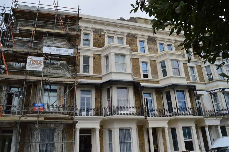 2 Bedrooms Flat for sale in Dalby Square, Cliftonville, Margate, CT9
