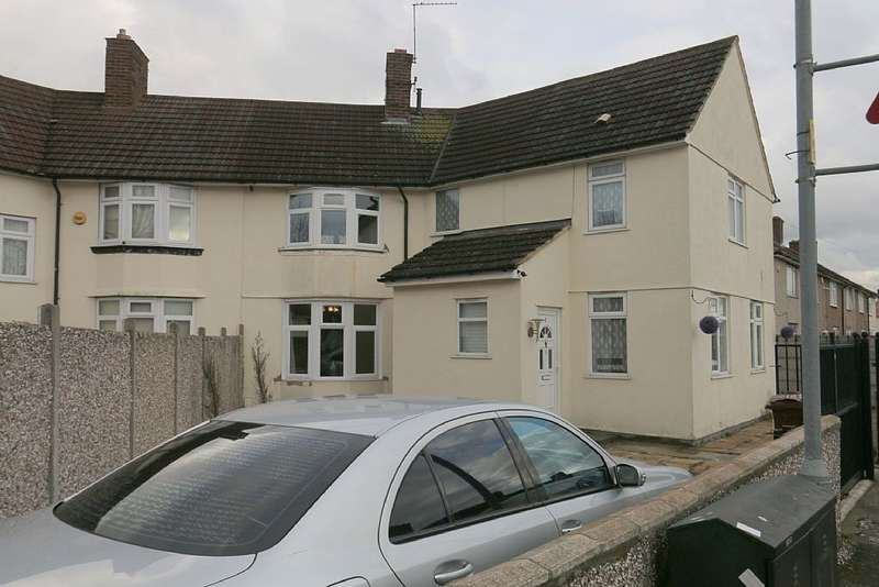 3 Bedrooms Semi Detached House for sale in Verney Road, Dagenham, Essex, RM9 5LL