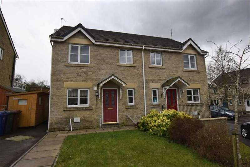 3 Bedrooms Semi Detached House for rent in Jewel Holme, Brierfield, Lancashire
