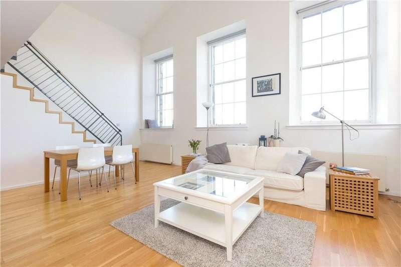 1 Bedroom Flat for sale in Davie Street, Edinburgh, Midlothian, EH8