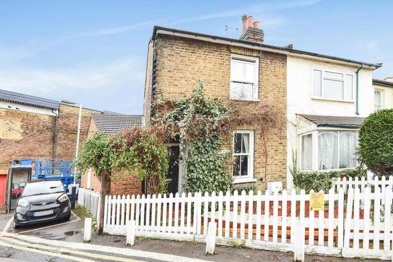 3 Bedrooms End Of Terrace House for sale in High Street, Kingston upon Thames