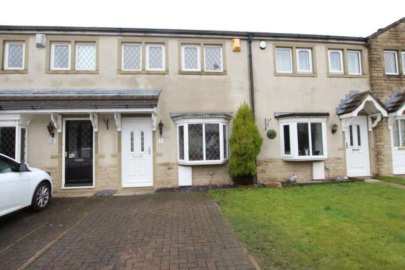 3 Bedrooms Town House for sale in Russet Fold, Liversedge