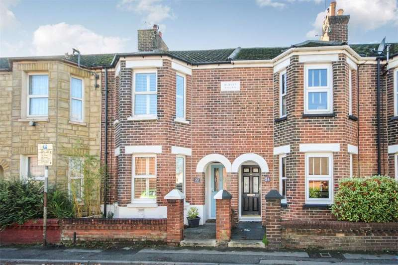 2 Bedrooms Terraced House for sale in Green Road, POOLE, Dorset