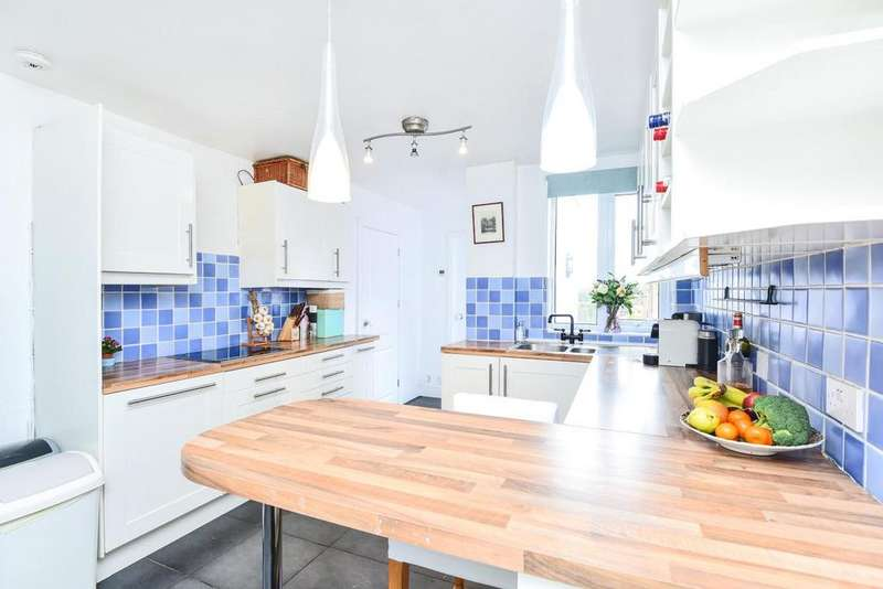 2 Bedrooms Flat for sale in Muswell Hill Road, Muswell Hill