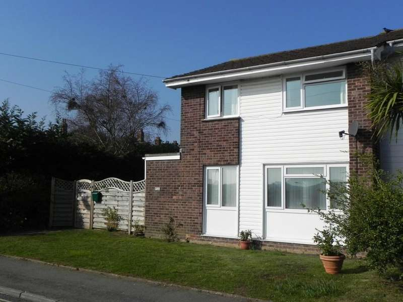 3 Bedrooms Semi Detached House for sale in 1A Rectory Drive, Wootton