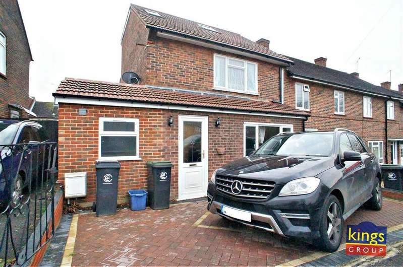 4 Bedrooms House for sale in Bushfields, Loughton