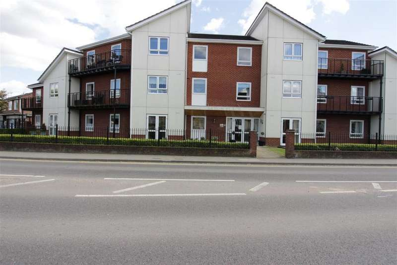 1 Bedroom Retirement Property for sale in Hart Road, Benfleet