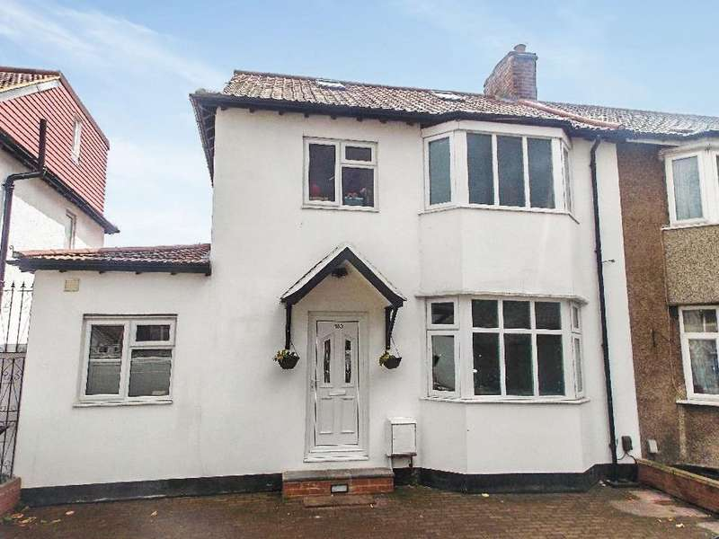 4 Bedrooms Semi Detached House for sale in Walthamstow