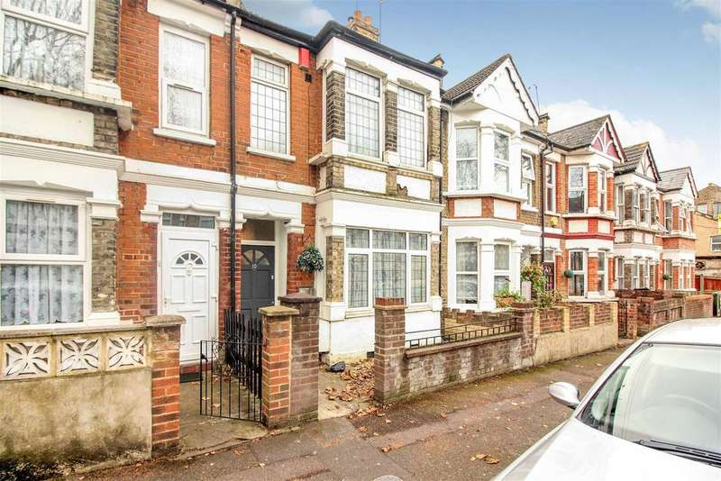 4 Bedrooms Terraced House for sale in Waverley Road, Walthamstow