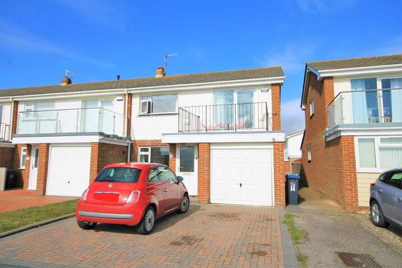 3 Bedrooms End Of Terrace House for sale in Beach Road, Shoreham-by-Sea