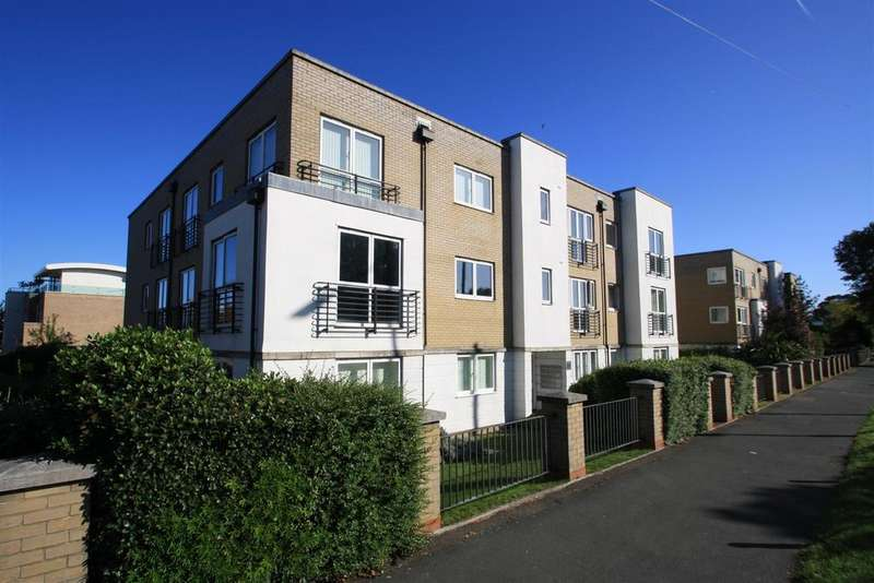 2 Bedrooms Apartment Flat for sale in Brushes Warren, London Road, Leigh-On-Sea