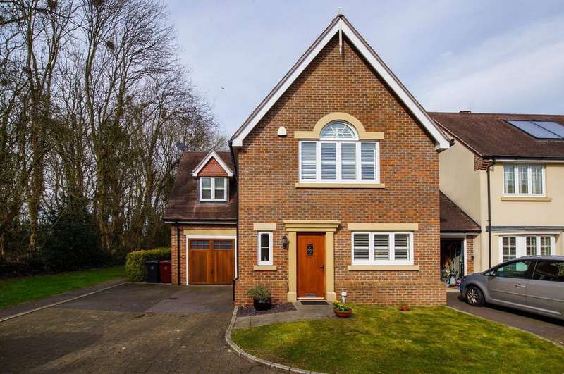 3 Bedrooms Link Detached House for rent in Meadow Close, Lavant