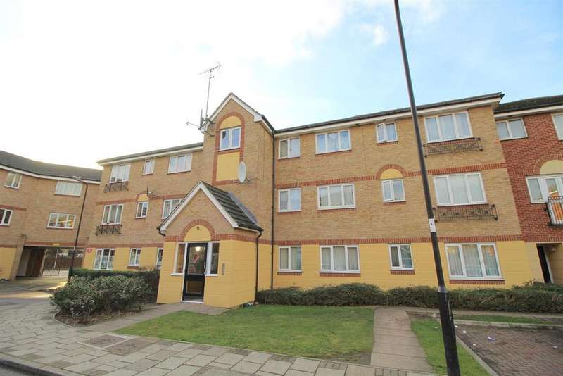 2 Bedrooms Apartment Flat for sale in Leopold Road, Edmonton, N18