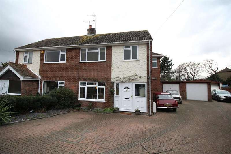 4 Bedrooms House for sale in Oak Piece, North Weald, Epping