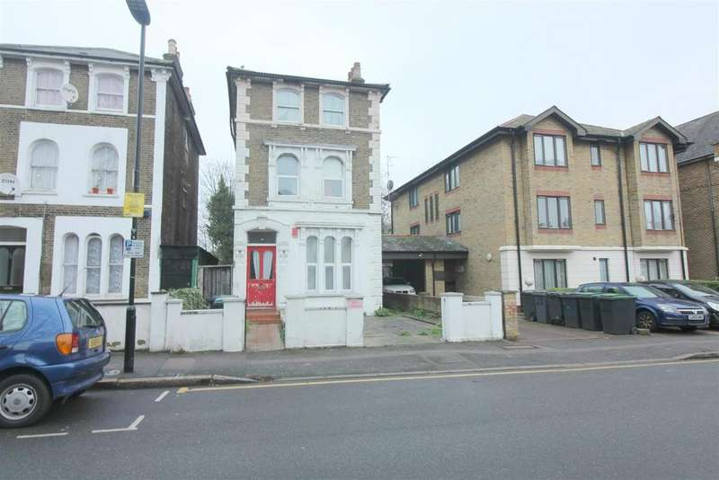 2 Bedrooms Flat for sale in Summerhill Road, London
