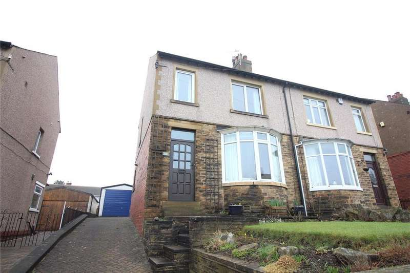 3 Bedrooms Semi Detached House for sale in Daisy Road, Brighouse, HD6
