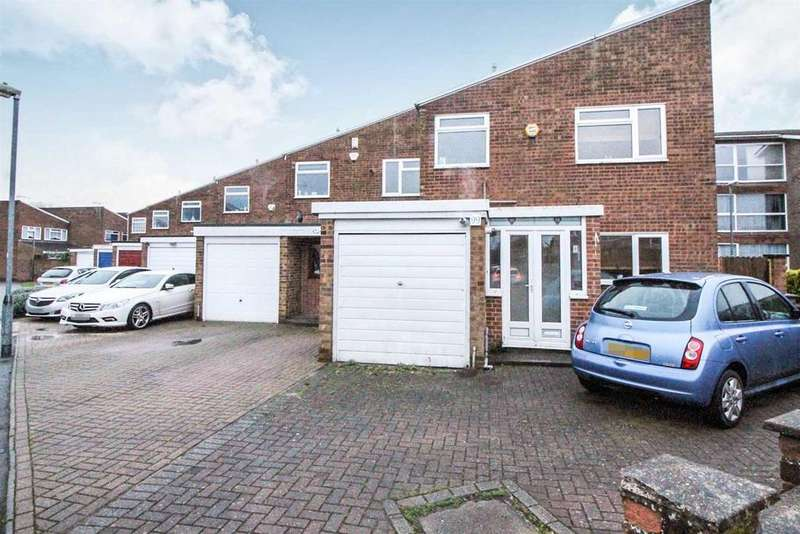 4 Bedrooms End Of Terrace House for sale in Clyfton Close, Wormley, Broxbourne, Herts EN10