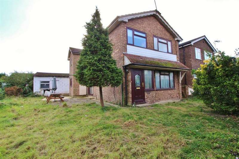 5 Bedrooms Detached House for sale in St. Georges Walk, Canvey Island
