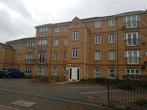 2 Bedrooms Apartment Flat for rent in Mehdi Road, Oldbury B69 2GE