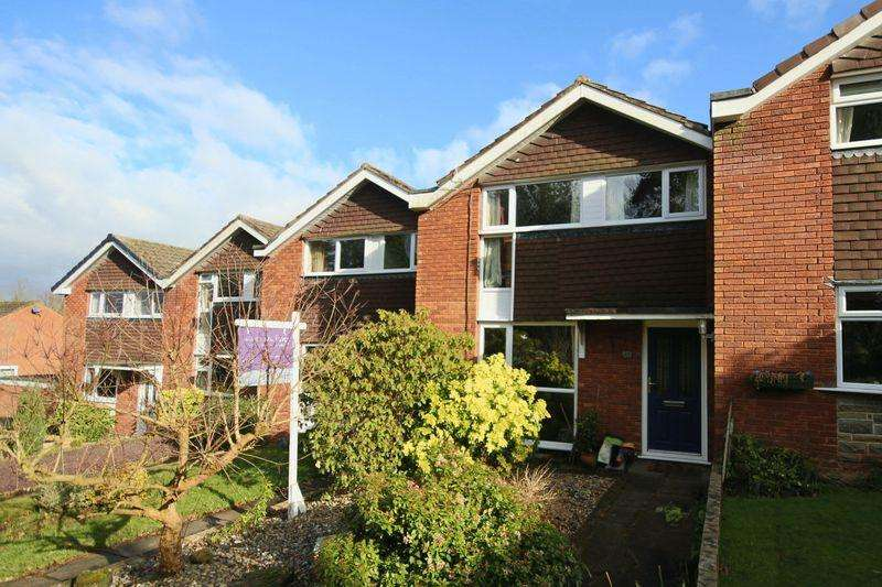 3 Bedrooms Terraced House for sale in Bishops Court, Eccleshall, Stafford