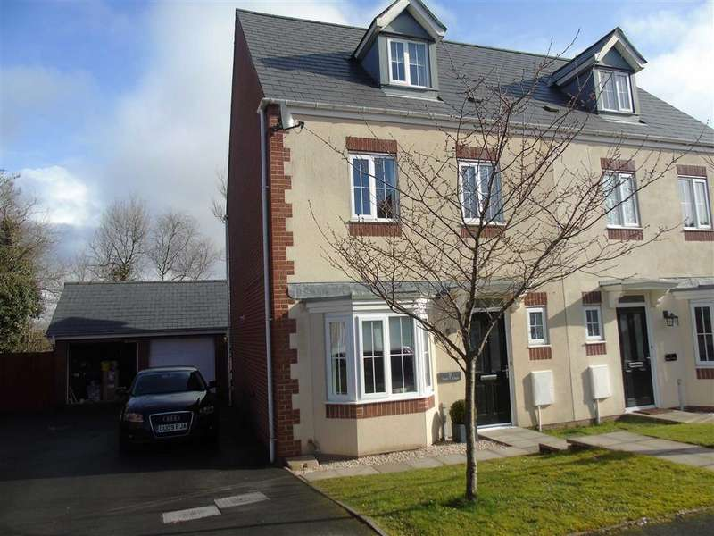 4 Bedrooms Town House for sale in Nant Y Creyr, Llansamlet, Swansea