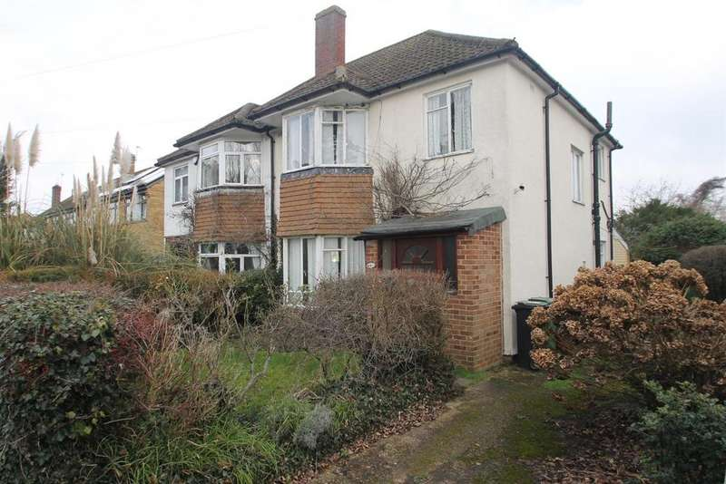 3 Bedrooms Semi Detached House for sale in Sutton Road, Maidstone