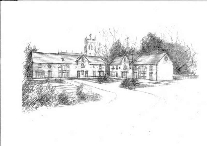4 Bedrooms Semi Detached House for sale in Church Farm Barns, Nantwich, Cheshire
