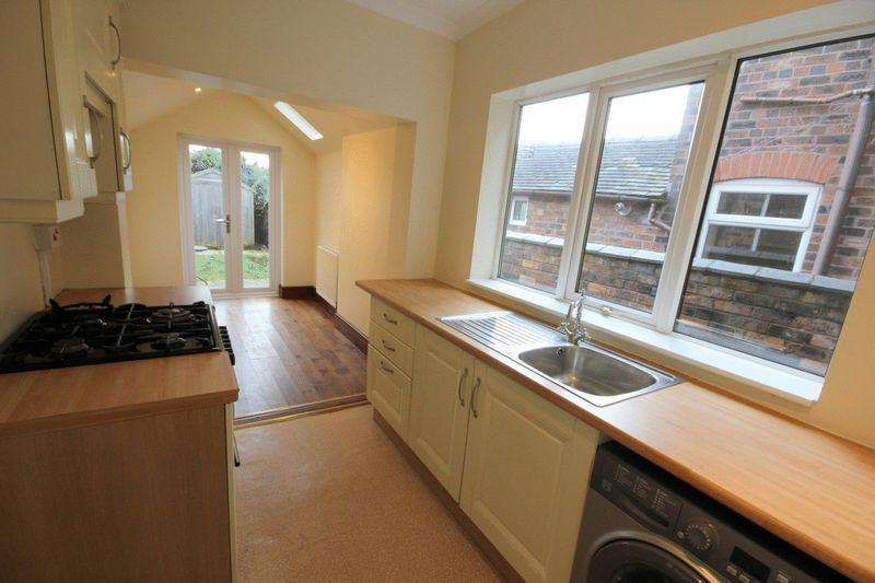 2 Bedrooms Terraced House for sale in Alexandra Street, Stone
