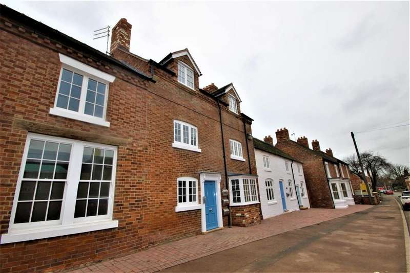 2 Bedrooms Ground Flat for rent in High Street, Abbots Bromley