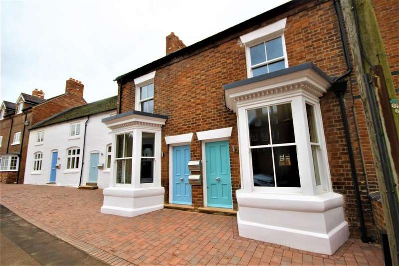 2 Bedrooms Cottage House for rent in High Street, Abbots Bromley