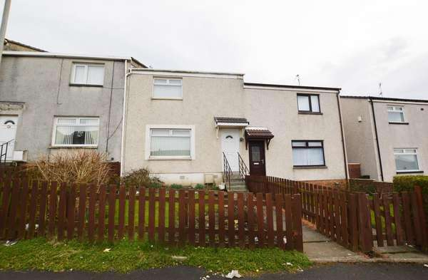 2 Bedrooms Terraced House for sale in 37 Townhead Street, Stevenston, KA20 3BD