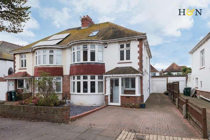 4 Bedrooms House for sale in Berriedale Avenue, Hove