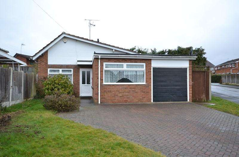 3 Bedrooms Detached Bungalow for sale in Coniston Way, Bewdley