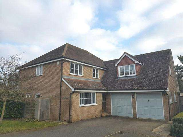 5 Bedrooms Detached House for rent in Carpenters Close, Gazeley